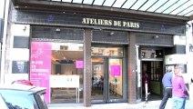 Les incubateurs - Ateliers de Paris