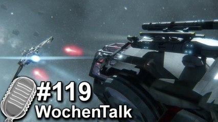 Star Citizen, Assassin's Creed, Total War: Rome 2 - WochenTalk#119 HD