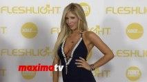 Tasha Reign 2014 XBIZ Awards Red Carpet Arrivals