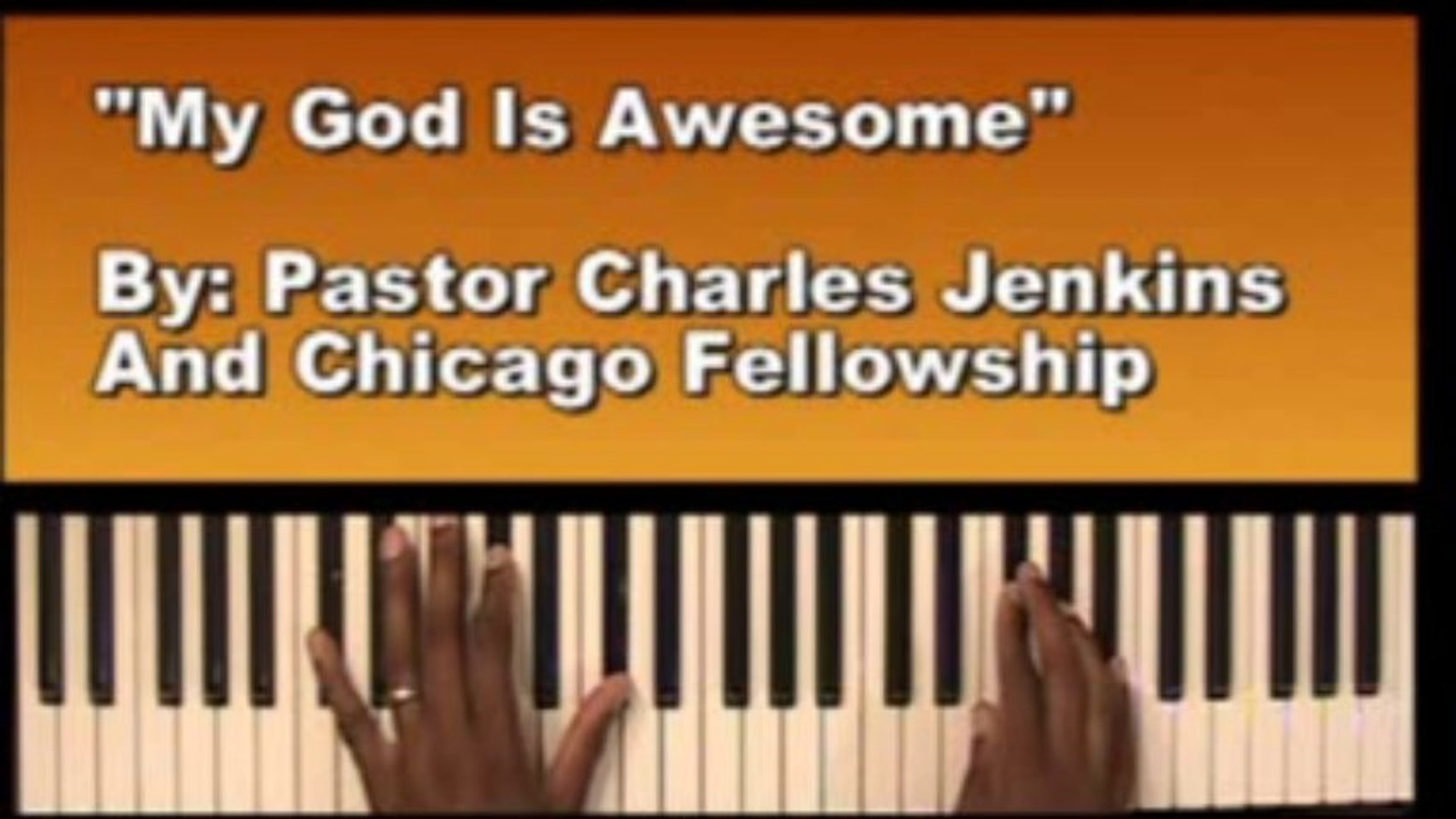 FREE DOWNLOAD Learn To Play Gospel Piano