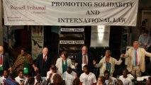 Russell Tribunal slams Israeli occupation of Palestine