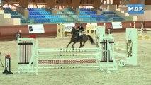 """Saut d'obstacles""""Epreuves éliminatoires du Prix réservé aux chevaux de catégorie II"""""""