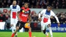 EA Guingamp - Paris Saint-Germain (1-1) - 25/01/14 - (EAG-PSG) -Résumé
