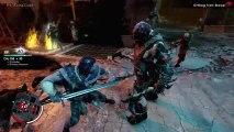 La Terre du Milieu - L'Ombre du Mordor : Gameplay