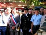 AGDE - 2008 - Cérémonie du 14 Juillet 2008 en Agde