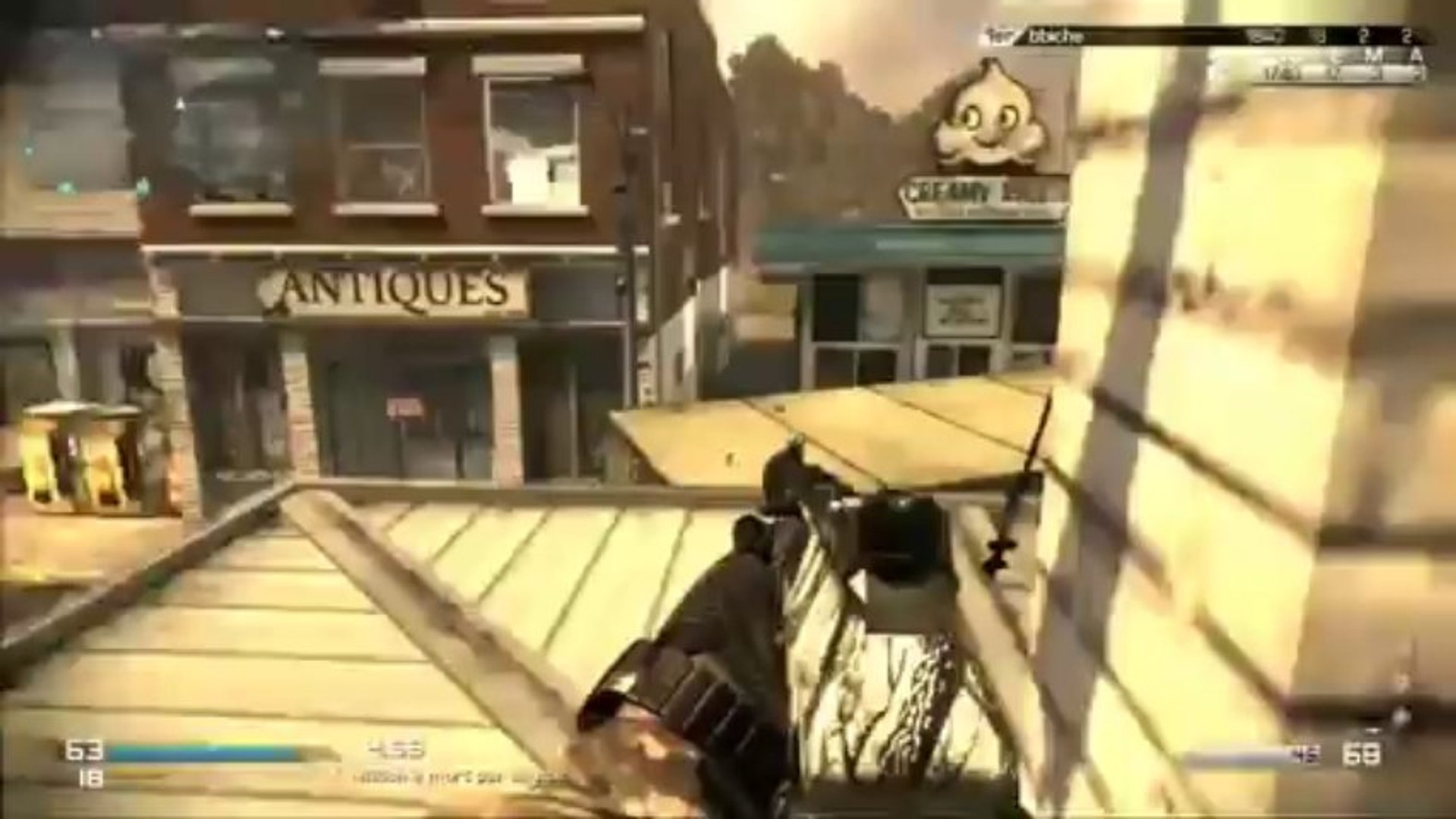 Call of Duty GHOST : Mes projets Dailymotion