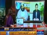 News Beat - 26th Jan 2014 - Fayaz ul Hasan Chohan vs Talal Chaudhry