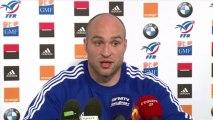 XV de France - Burban savoure sa promotion
