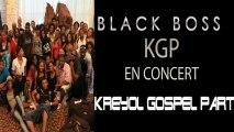 ITW BLACK BOSS - KGP (Groupe Gospel)