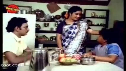 Chinna Veedu Tamil Movie Dialogue Scene Sathyaraj Sree & Kalpana