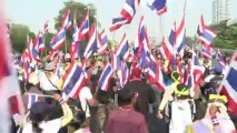 Thai Democrats call for reform in Thailand
