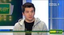 #Canariplay avec Lucas Deaux et Romain Gaudin de la Tribune Loire
