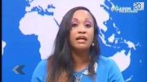 Grosse bourde de la TV Gabonaise sur Valérie Trierweiler