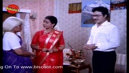 Chinna Veedu Tamil Movie Dialogue Scene Kalpana & Sree