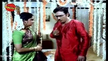 Chinna Veedu Tamil Movie Dialogue Scene Kalpana & Sathyaraj