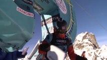FWT14 - Run of Mickael Bimboes - Chamonix Mont Blanc