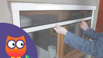 Comment installer une moustiquaire (Ooreka.fr)