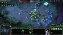 StarCraft II : Wings of Liberty - [MLG 2012] Oz vs Polt #3