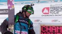 FWT14 - Run of Nicolas Salencon - Chamonix Mont Blanc