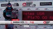 FWT14 - Run of Shannan Yates - Chamonix Mont Blanc