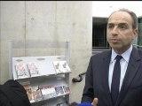 """Jean-François Copé souhaite que Michel Sapin """"quitte ses fonctions"""". - 27/01"""