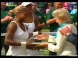 Serena Williams vs Venus Williams 2002 Wimbledon Highlights
