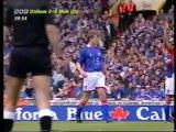 Oldham Athletic v Man Utd FA Cup 1994 First Half