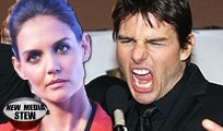 TOM CRUISE: KATIE HOLMES Left to Protect Daughter Suri from Scientology