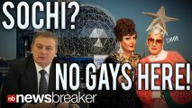 NO GAYS IN SOCHI: Russian Mayor Claims There's No Homosexuals In Olympic Town