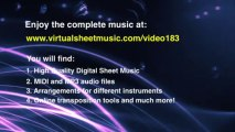 Wolfgang Amadeus Mozart's Duet No. 1 from Easy Duets for 2 Cellos, sheet music - Video Score