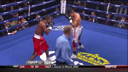Rico Ramos vs Jonathan Arellano 2014-01-24