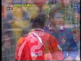 Oldham Athletic v Man Utd FA Cup 1994 Second Half