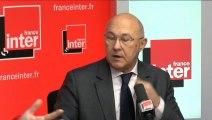 """Michel Sapin : """"un million d'emplois ? Je dis chiche à Monsieur Gattaz. """""""