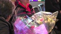 Remise des prix du concours Maisons et balcons fleuris à Montélimar