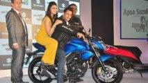 'Suzuki Gixxer' and 'Suzuki Lets' Launch   Salman Khan & Parineeti Chopra !