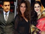 Aamir, Rekha, Amitabh & Bipasha's Latest Bollywood Gossips | Lehren Bulletin