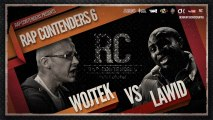 Rap Contenders Edition 6 - Lawid vs Wojtek
