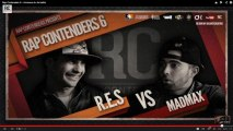 Rap Contenders Edition 6 - Madmax vs Res