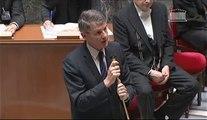 [ARCHIVE] Égalite filles-garçons : réponse de Vincent Peillon au député Olivier Faure lors des questions au gouvernement à l'Assemblée nationale, le 28 janvier 2013
