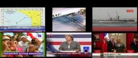TV Chilena se integra a Cadena Nacional (27/01/2014)