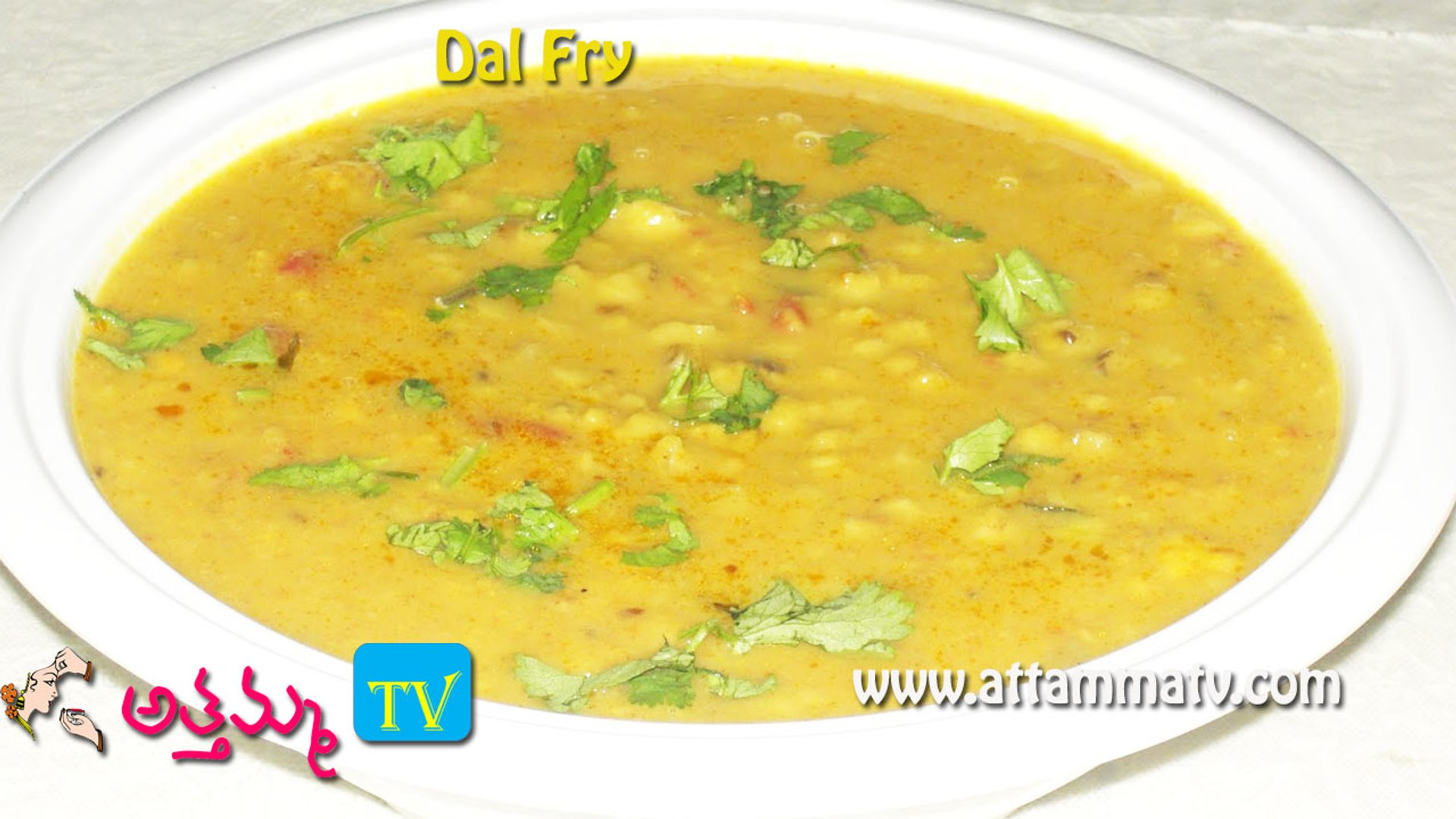 Dal fry Andhra Style
