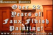 Toronto Painters | Residential & Commercial Painting Contractors | Kitchen Cabinets Refacing
