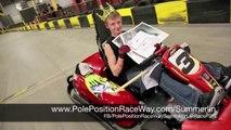 Fun Things To Do In Las Vegas | Pole Position Raceway Las Vegas Strip pt. 2