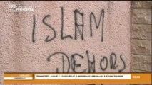 Hausse des actes islamophobes