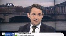 Politique Matin : Thierry Mandon, Député PS de l'Essonne et Florian Philippot, Vice-Pdt du FN