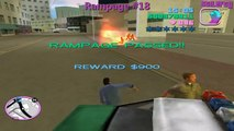 GTA Vice City   35 Rampages Locations