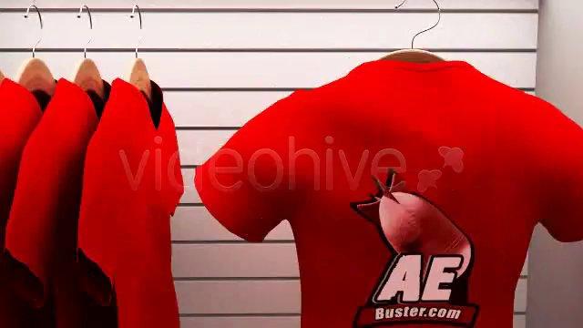 T Shirt Customizer – After Effects Template