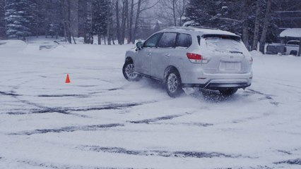 Ken Block défié sur neige par Xavier Bertoni - Better than Ken Block on snow