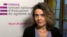 [ARCHIVE] CNESCO interview de Nathalie Mons, présidente du conseil national d'évaluation du système scolaire
