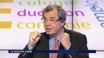 Fusion Départements / Région : à débattre dans La voix est libre samedi 1er février 2014